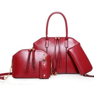 Handbags - Accent Style Leather Bags